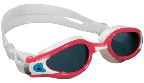 Aquasphere okulary Kaiman Exo Lady ciemne red-white
