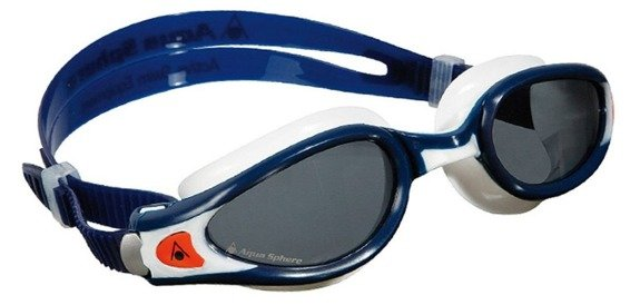 Aquasphere okulary Kaiman Exo ciemne blue muted-white