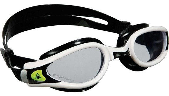 Aquasphere okulary Kaiman Exo clear white-black