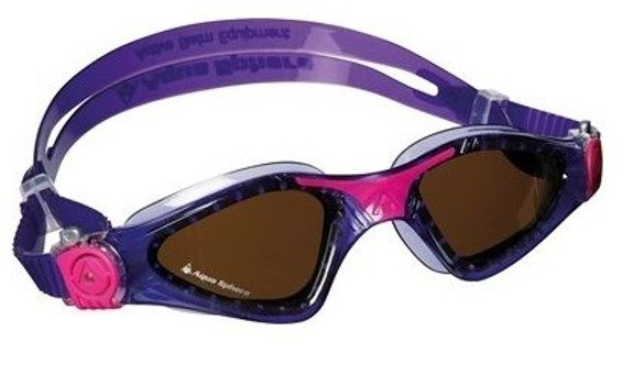 Aquasphere okulary Kayenne lady polarized violet/pink