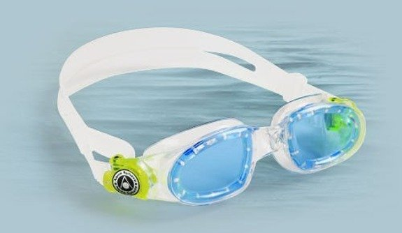 Aquasphere okulary do pływania Moby Kid tinted 1152GM jr