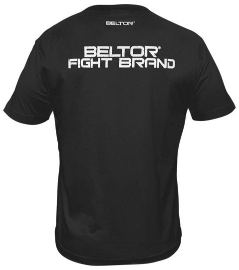 Beltor-T-shirt Fight brand Classic czarny
