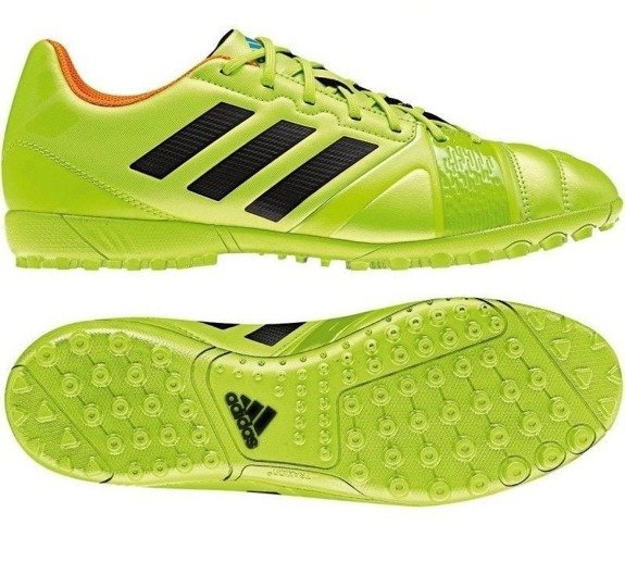Buty halawe Adidas Nitrocharge 3.0 IN Jr