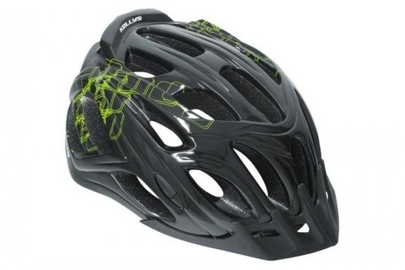 Kask Kelly's DARE  black green