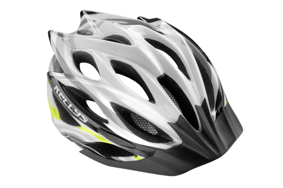 Kask Kelly's DYNAMIC M-L white-green