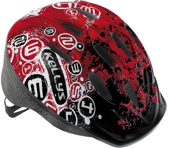 Kask Kelly's MARK red