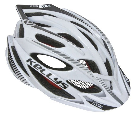 Kask Kelly's SCORE White Black