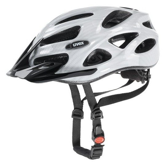 Kask Uvex ONYX carbon look white