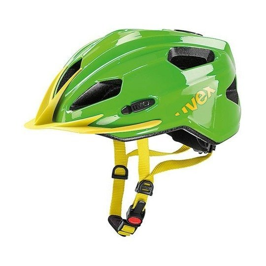 Kask Uvex QUATRO JUNIOR green-yellow