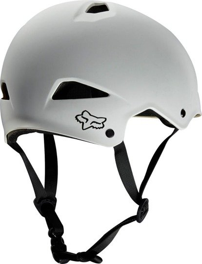 Kask rowerowy Fox FLIGHT Hardshell matte white