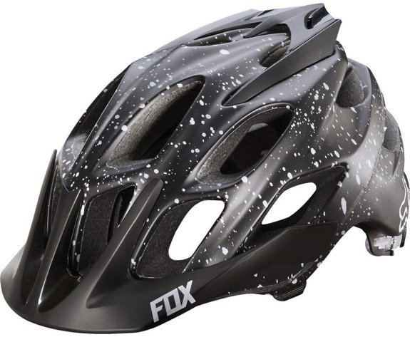 Kask rowerowy Fox FLUX FLIGHT black