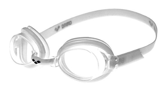 Okulary Arena Bubble jr III white