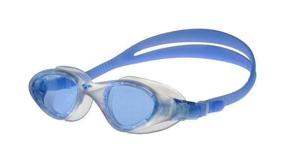 Okulary Arena Cruiser easy fit blue-clear-blue
