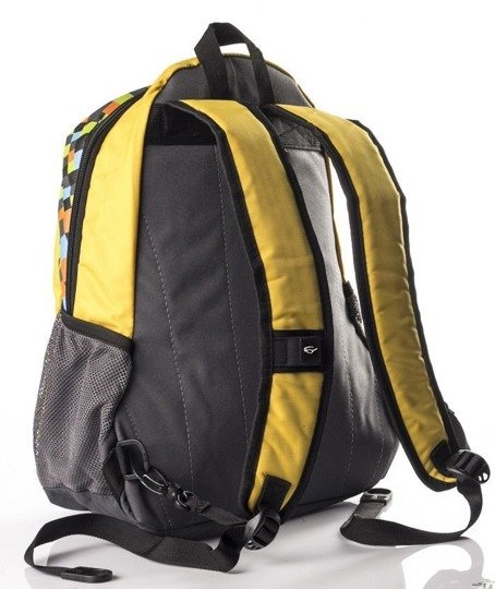 Plecak HI-TEC Mapiri 25L blocks-yellow-dark grey