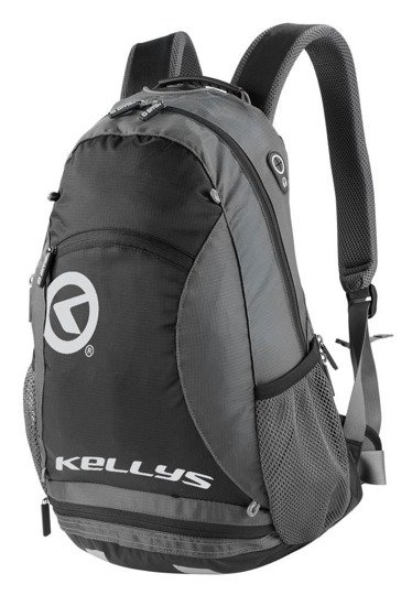 Plecak Kelly's STRATOS grey-black