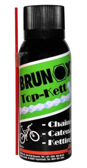 Preparat do łańcucha BRUNOX Top Kett - 100 ml