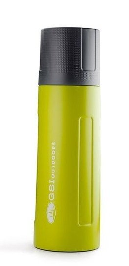 Termos GSI GLACIER STAINLESS 1 L VACUUM BOTTLE green