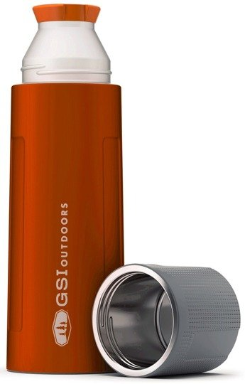 Termos GSI GLACIER STAINLESS 1 L VACUUM BOTTLE orange