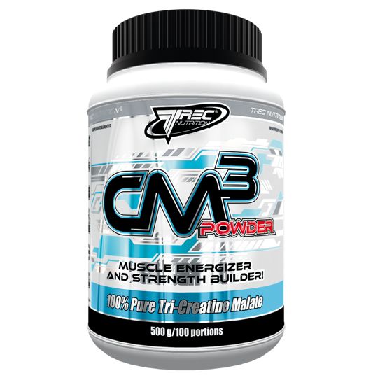 Trec CM-3 powder 500g grapefruit