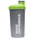 Shaker Trec 700 ml silver-lime MAKE DIFFERENCE